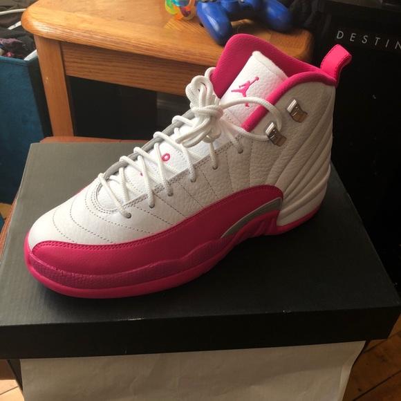 best sneakers b2d73 9e754 Dynamic Pink 12s